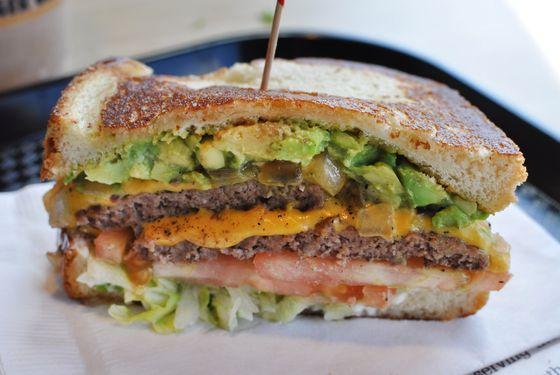 Could a Santa Barbara–style burger possibly be better than a Shackburger?