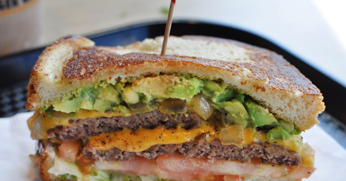 A Trip to Habit Burger, a Celebrated California Chain That's Now