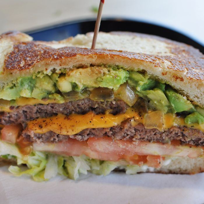 Could a Santa Barbara–style burger possibly be better than a Shackburger?