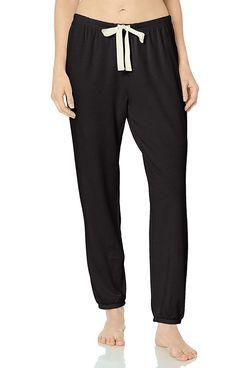 Amazon Essentials Women's Lightweight Lounge Terry Jogger Pajama Pant