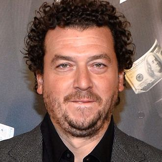 Actor Danny McBride arrives at the Premiere Of HBO's Final Season Of