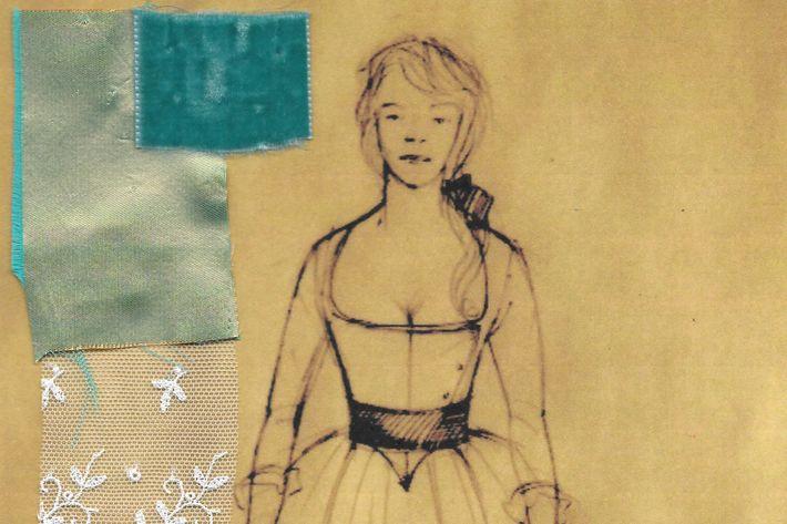 Eliza Schuyler Hamilton.