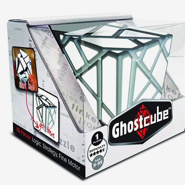Ghost Cube Puzzle