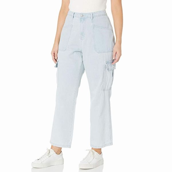 Kendall + Kylie Women's Cargo Pant