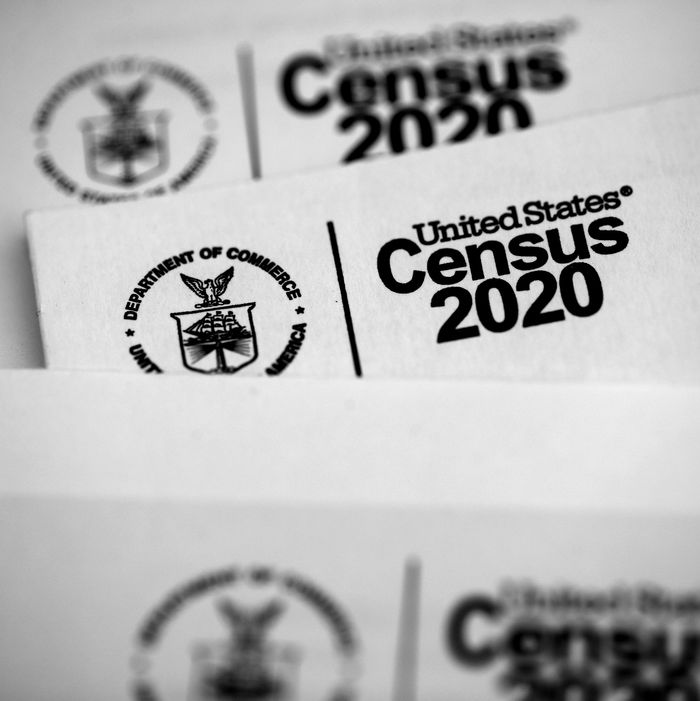U.S. Census documents.