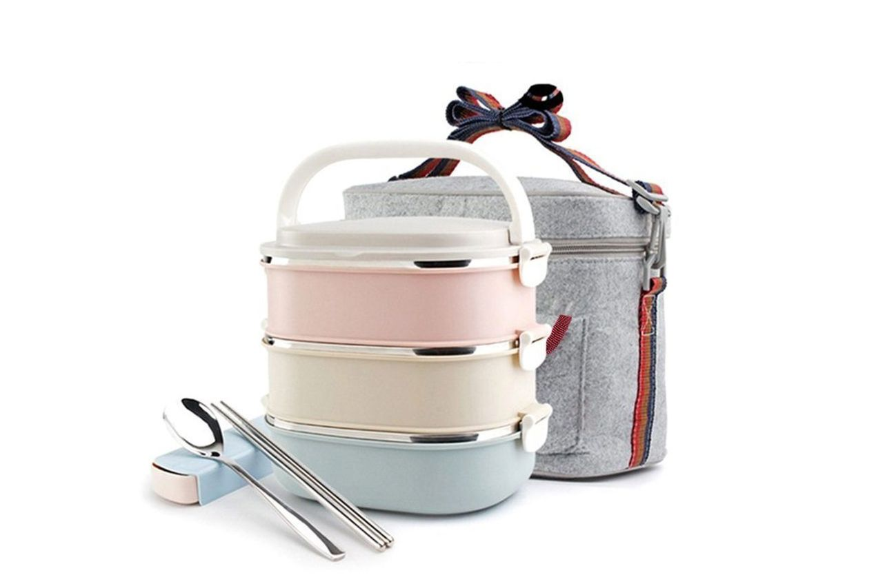 Unichart Stainless Steel Lunchbox