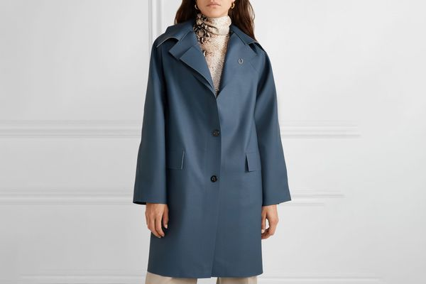 Kassel Editions Matte-PU coat