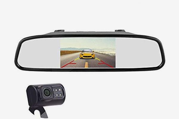 Amtifo High-Speed Observation System With 4.3'' Mirror Monitor