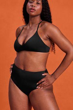 Girlfriend Collective Equator Poolside Bikini Bottom