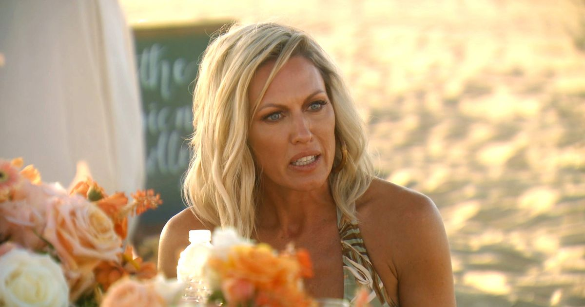 Real Housewives of Orange County Recap - Desert To City