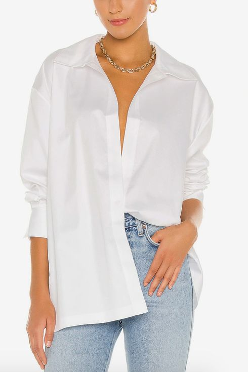 Hot girls in guy shirts 18 Best White Button Down Shirts For Women 2021 The Strategist