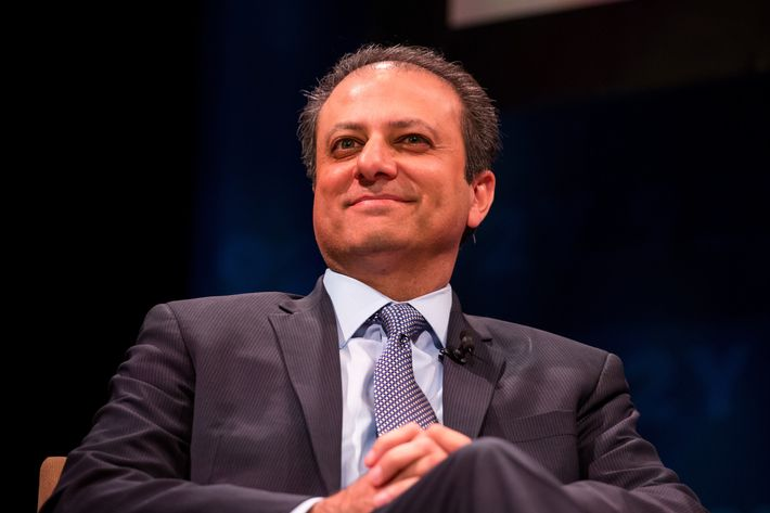 U.S. Attorney Preet Bharara And Author Tom Wolfe Speak At The 10th Annual FOLCS Film Festival