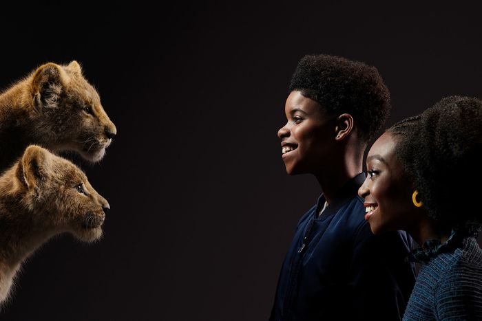 The Lion King Cast Photos A Few Thoughts