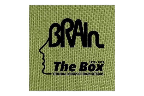 The Brain Box: The Cerebral Sounds of Brain Records, 1972-1979