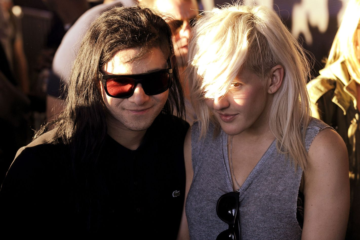 Skrillex Hair Style by wearticles.com
