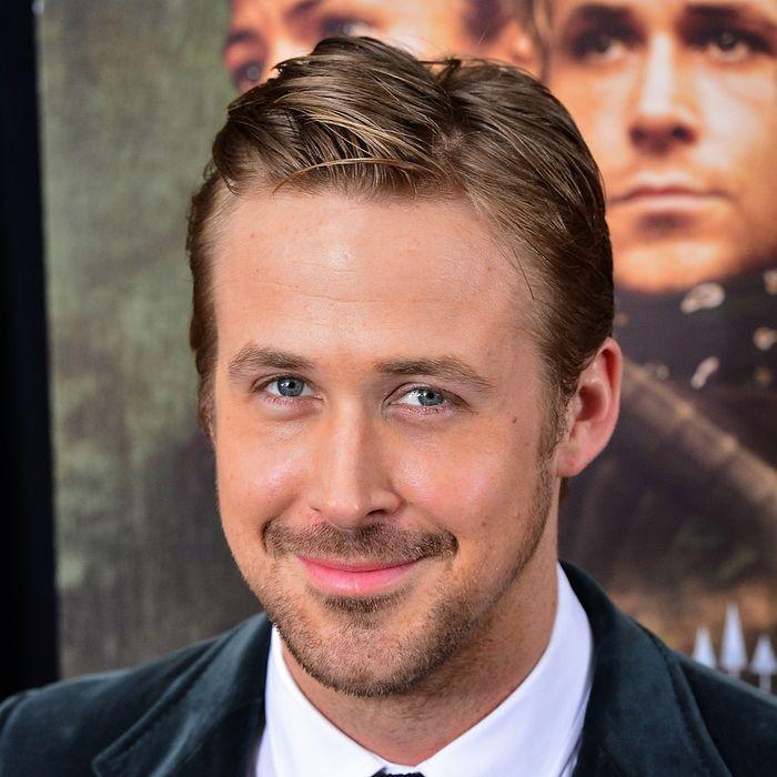 NEW YORK, NY - MARCH 28: Ryan Gosling attends