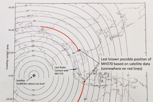 How Crazy Am I to Think I Actually Know Where MH370 Is?