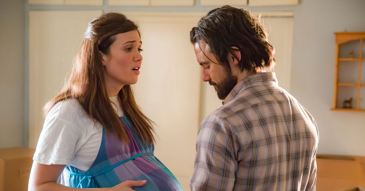 TV Moments, Rebecca's flashback to the earliest memory of Jack as she saw his lifeless body in This is Us.