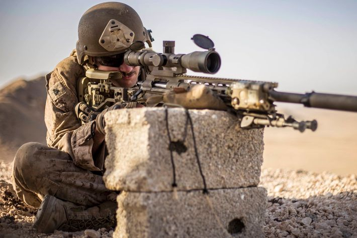Marines Set Up In Syria Escalating U S Involvement