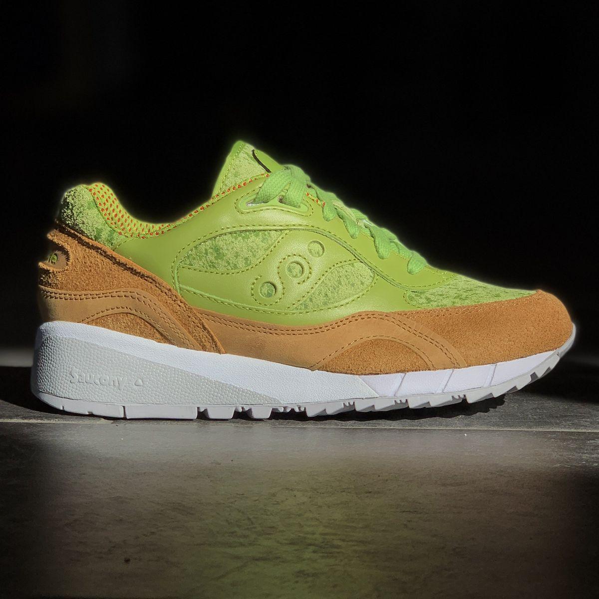 Saucony Drops Avocado Toast–Themed Sneakers