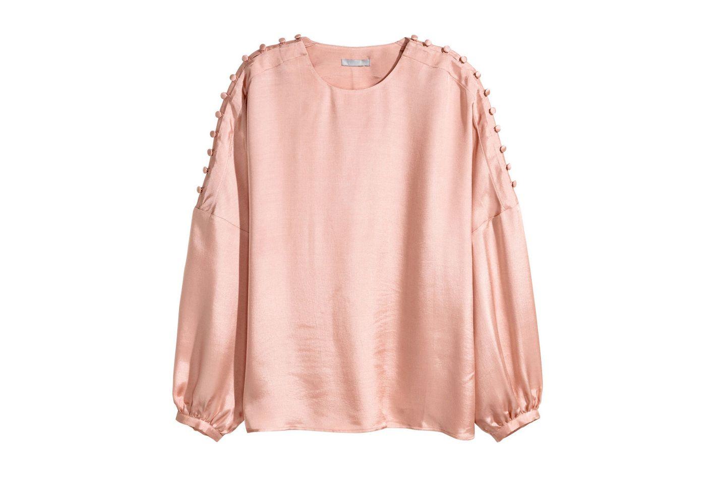 H&M Modal Blouse