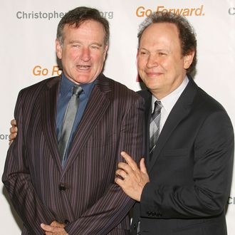 Christopher Reeve Foundations 3rd Annual LA Gala