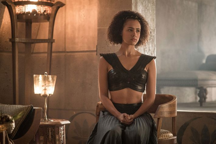 On Game Of Thrones Crop Tops Are The Ultimate Sign Of Freedom