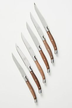 Laguiole Steak Knives, Set of 6
