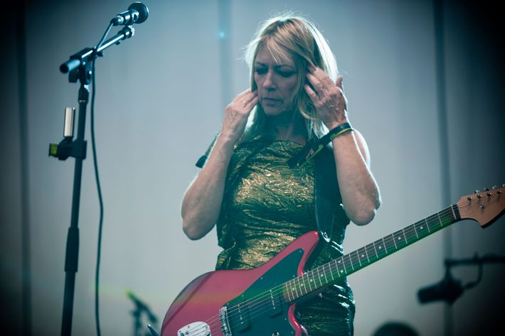 Kim Gordon on the Pain and Anger of Performing With Her Ex