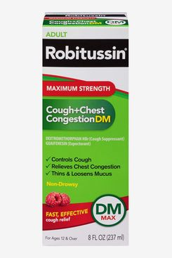 Robitussin Maximum Strength Cough and Chest Congestion DM Non-Drowsy Liquid