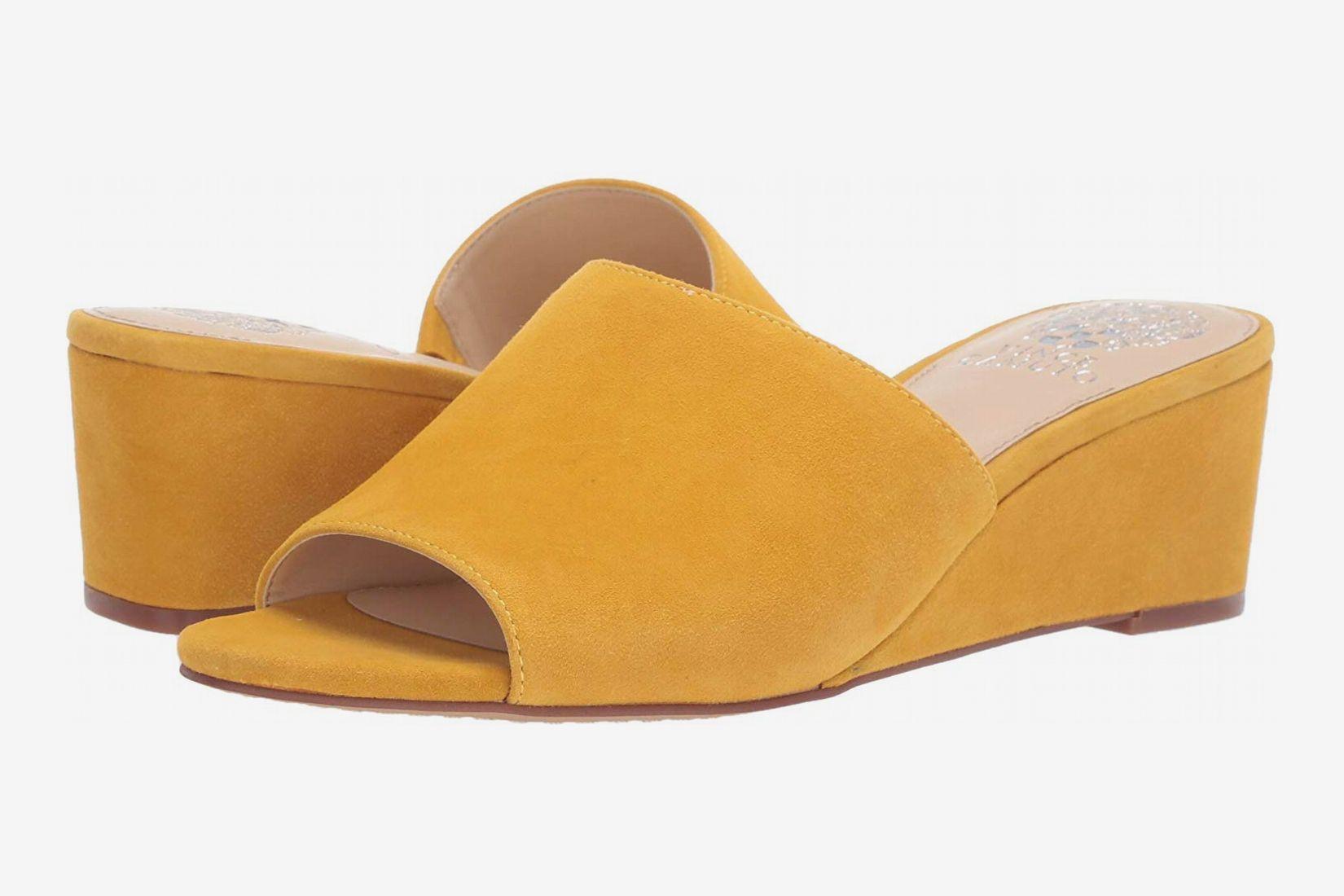 Vince Camuto Women's Stephena Wedge Sandal