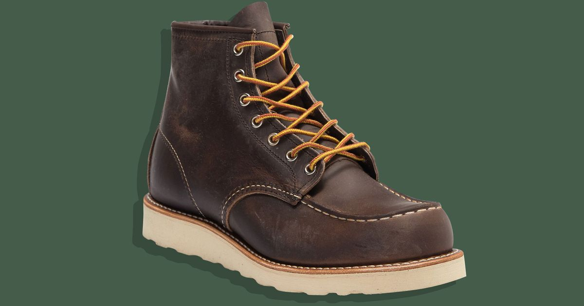 These Red Wing Factory Seconds Are 40 Off Retail Price