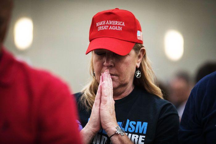 сектант Трампа