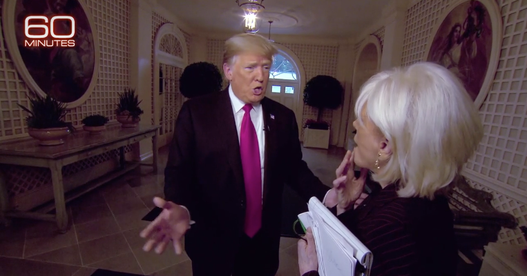 The Dumbest Moments From Trump's 60 Minutes Interview