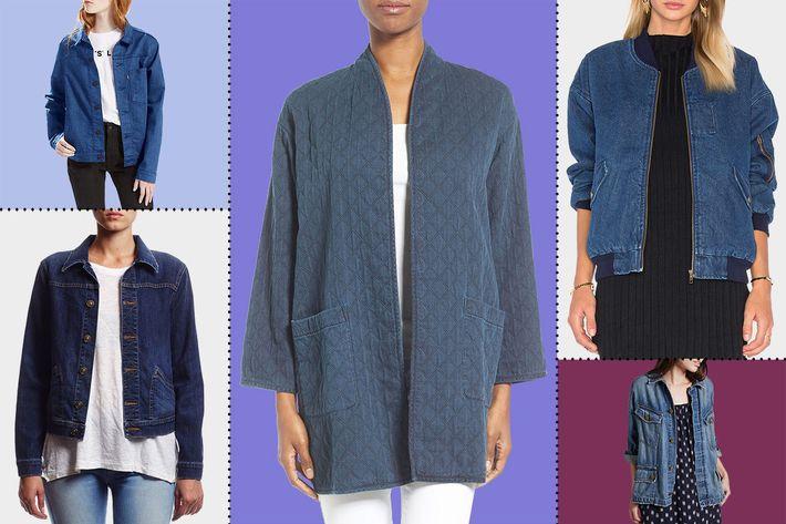Denim Jackets on Sale — H&M, Gap, Frame, Helmut Lang