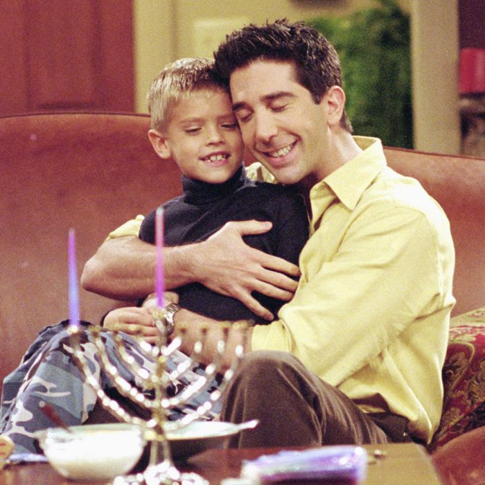 Friends Countdown How Old Are The Geller Kids Now