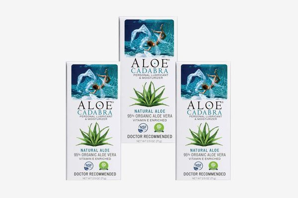 Aloe Cadabra Organic Personal Lubricant and Moisturizer