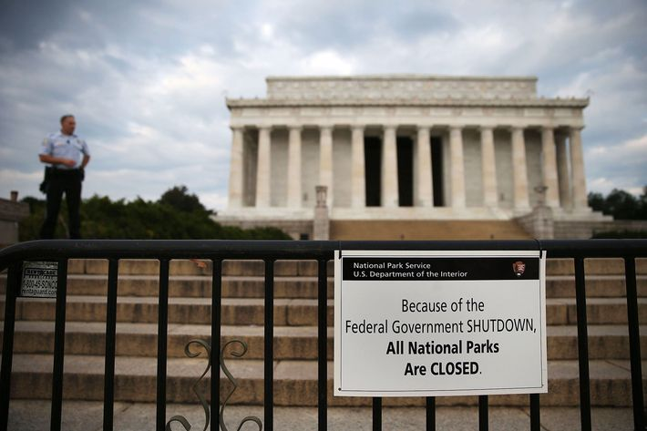 could there another government shutdown