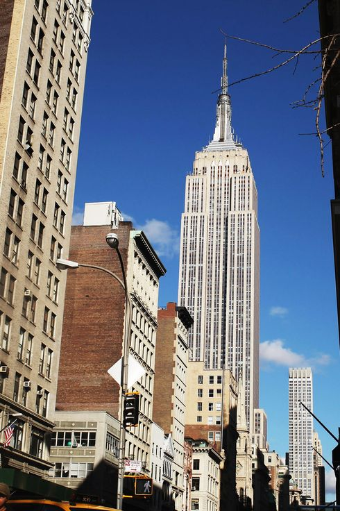 The Empire State Building, one of the world's most iconic buildings, is viewed on November 30, 2011 in New York City. Malkin Holdings LLC., the family-owned company that supervises the portfolio of office properties that includes the Empire State Building, has filed notice with the Securities and Exchange Commission acknowledging that it may become a publicly traded company. The filing could pave the way for an Initial Public Offering, or IPO, thus making the Empire State Building part of a publicly traded real estate investment company.