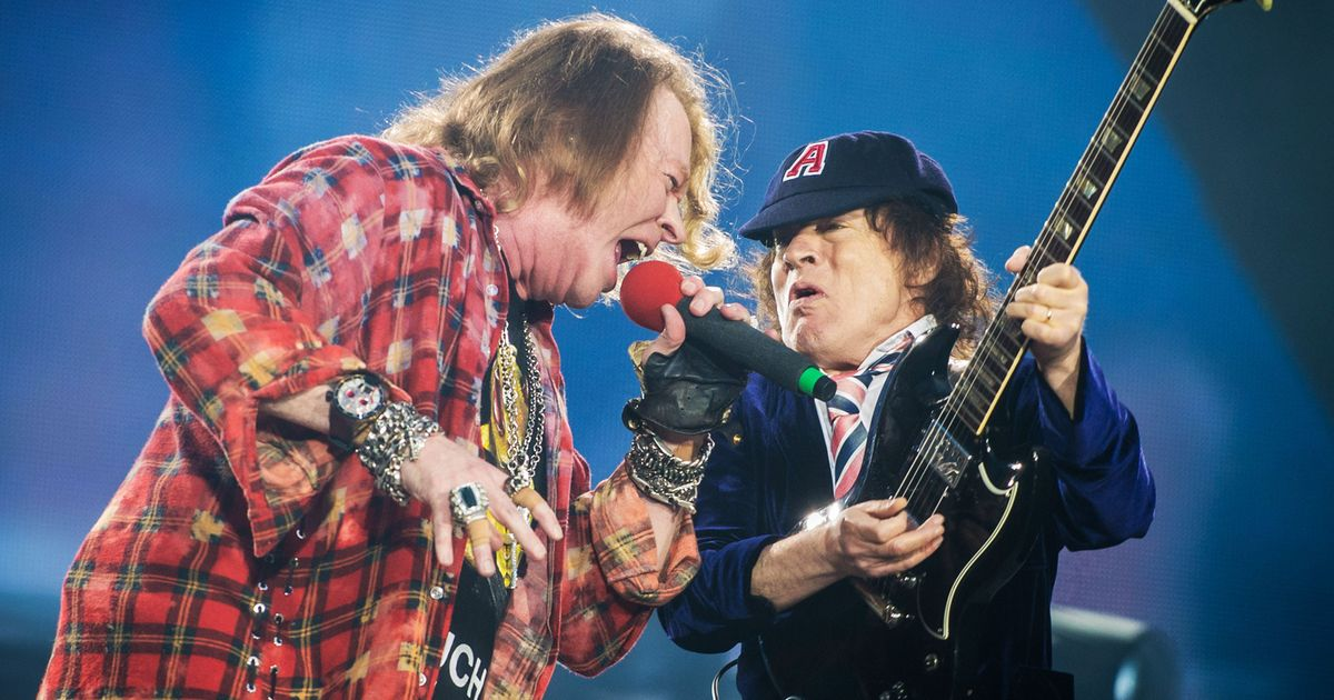 AC/DC Has Improbably Become the Most Poignant Story in Rock