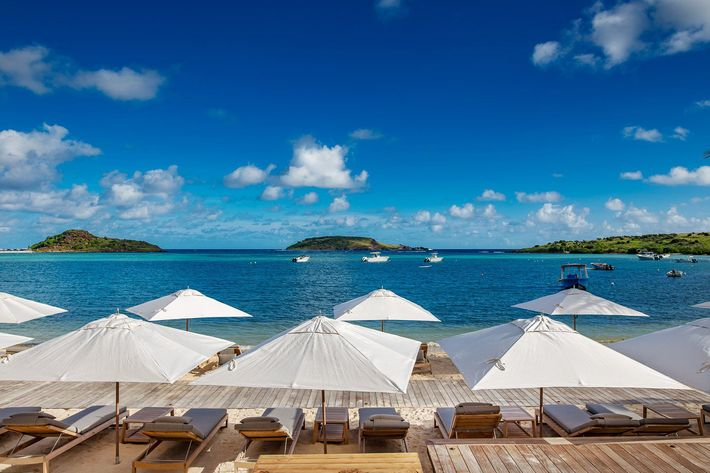 Le Barthélemy Hotel & Spa is the first newly built hotel in St. Barts in  two decades. Photo: Le Barthélemy Hotel & Spa