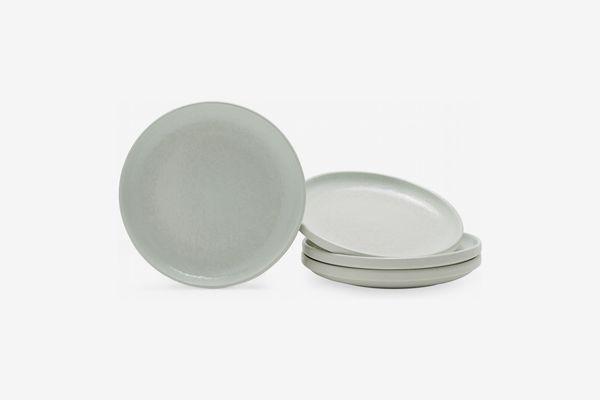 MoDRN Scandinavian 4 Piece Dinner Plate Set