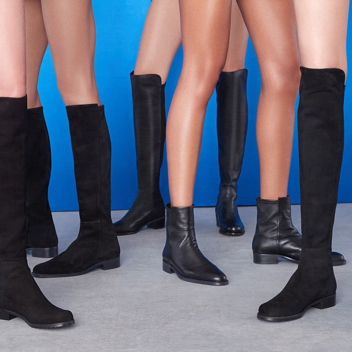 136b7deae96 Stuart Weitzman Launches Extended Boot Sizes For Fall