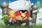 There Will Soon Be an Angry Birds Cookbook