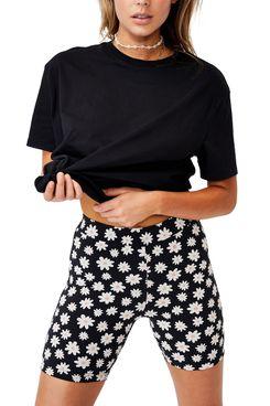 Cotton On Women's The Pip Jersey Bike Shorts