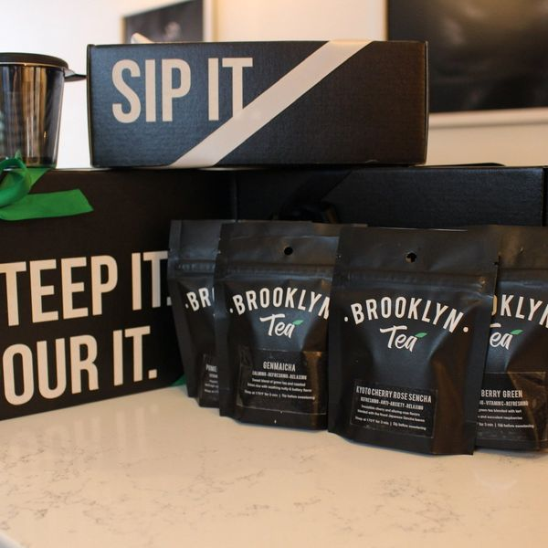 Brooklyn Tea Tea Gift Box