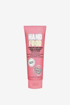 Soap & Glory Pink Hydrating Hand Food Hand Cream