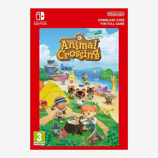 Animal Crossing: New Horizons Standard (Download Code)