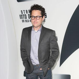 LOS ANGELES, CA - SEPTEMBER 10: Director/writer/producer J. J. Abrams attends
