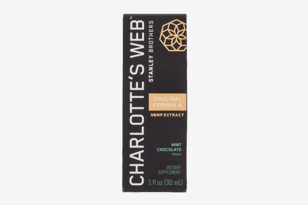Charlotte's Web Extra Strength Hemp Extract Oil